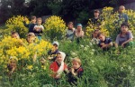 orphans in the meadow